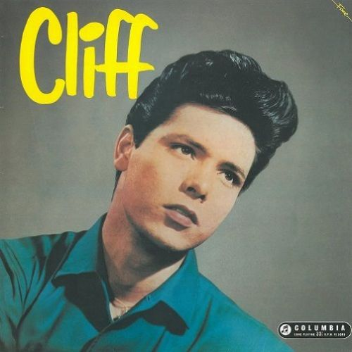 CLIFF RICHARD WITH THE DRIFTERS Cliff Vinyl Record LP Fame